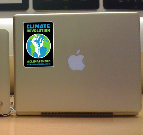 CLIMATEHERO-REVOLUTION-STICKER-MAC
