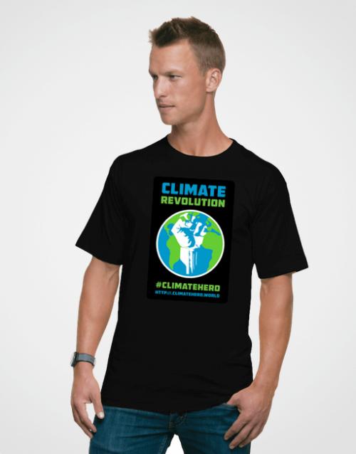 CLIMATEHERO-REVOLUTION-TSHIRT