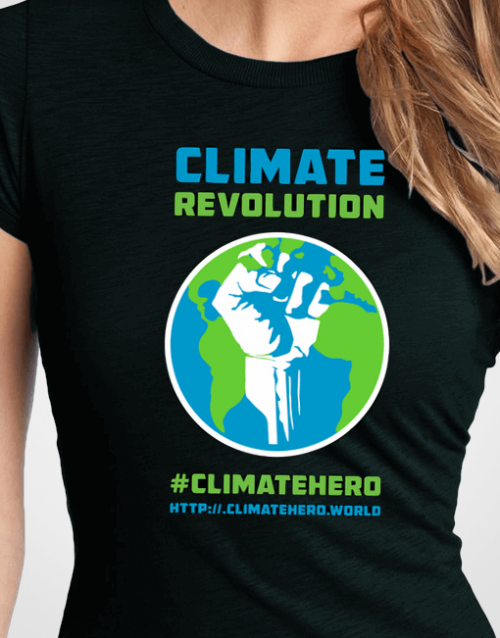CLIMATEHERO-REVOLUTION-WOMENS-FITTED-TSHIRT-2