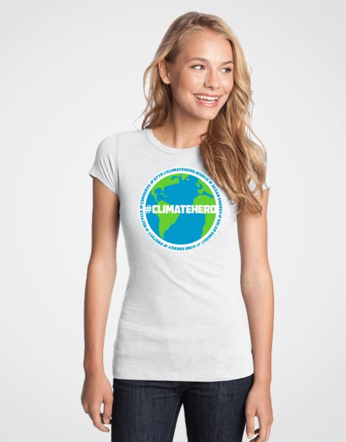 CLIMATEHERO-WOMENS-TSHIRT
