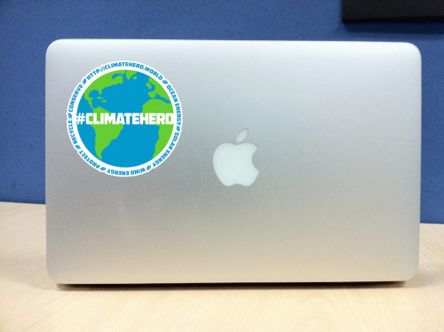 CLIMATEHERO-WORLD-STICKER-MAC