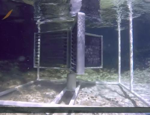 Ocean Energy Turbine Testing
