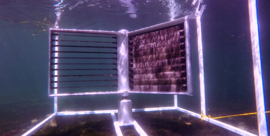 Marine Hydrokinetic Turbine Testing